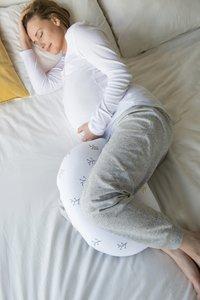 doomoo Positioneringskussen Belly Drops grey-Afbeelding 4