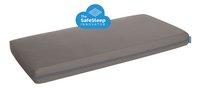 AeroSleep Hoeslaken voor bed grijs B 60 x L 120 cm-Linkerzijde