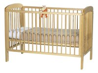 Pericles Beukenhouten bed Sofie naturel