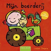 Babyboek Mijn boerderij-Vooraanzicht