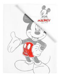 Dekbedovertrek voor wieg of park Mickey katoen