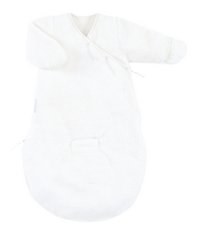 Bemini Winterslaapzak fleece softy ecru 60 cm