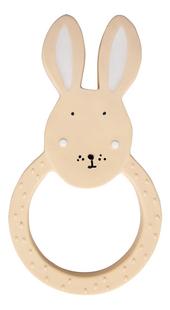 Trixie Bijtring uit natuurrubber Mrs. Rabbit-Vooraanzicht