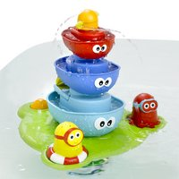 Yookidoo Fontaine Stack & Spray Tub