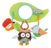 Skip*Hop Trapeze Treetop Friends Stroller bar toys