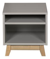 Quax Table de nuit Trendy griffin grey-Avant