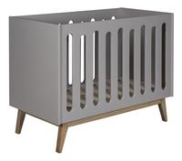 Quax Chambre 4 éléments avec armoire 3 portes Trendy griffin grey-Détail de l'article