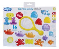 Playgro badspeelgoed Bath Time Activity Gift Pack - 16 stuks-Achteraanzicht