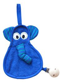 Timboo Chiffon pour sucette éléphant indigo