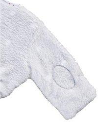 Puckababy Winterslaapzak Bag Newborn Teddy Bear katoen grey 70 cm-Artikeldetail