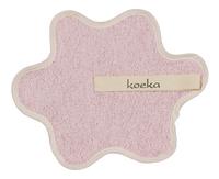 Koeka Chiffon pour sucette Rome baby pink