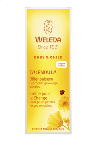 Weleda Baume pour les fesses Calendula 75 ml-Avant