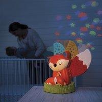 Infantino Nachtlampje/projector Wom Fox-Afbeelding 1