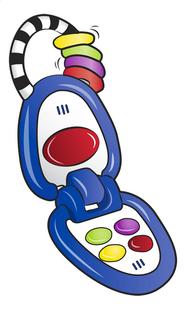 Sassy Telefoon Phone of my own-Artikeldetail