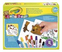 Crayola Stickerpuzzel Mini Kids