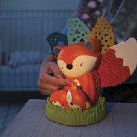 Infantino Nachtlampje/projector Wom Fox-Afbeelding 2