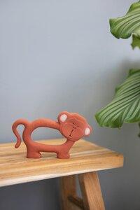 Trixie Bijtspeeltje & Grijpspeeltje natuurrubber Mr. Monkey-Afbeelding 3