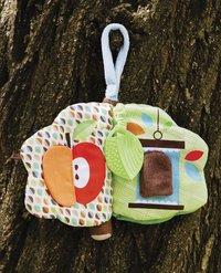Skip*Hop Knuffelboekje Treetop Friends-Afbeelding 4
