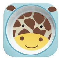 Skip*Hop Diep bord Zoo giraffe