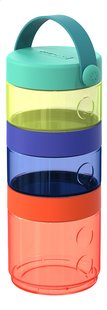 Skip*Hop Pot de conservation Grab & Go Food Storage Tower - 3 pièces
