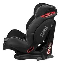 Dreambee Autostoel Essentials IsoFix Groep 1/2/3 zwart-Rechterzijde