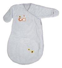 Dreambee Winterslaapzak Ayko fleece softy lichtgrijs 60 cm-Artikeldetail
