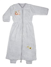 Dreambee Winterslaapzak Ayko fleece softy lichtgrijs 85 cm-Artikeldetail