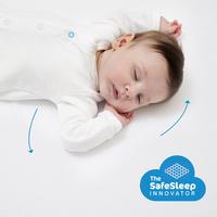 AeroSleep Matelas pour lit de bébé Essential Lg 60 x L 120 cm-Image 1