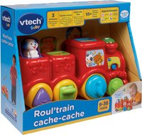 VTech Roul'train cache-cache FR-Vooraanzicht