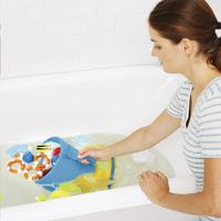 Skip*Hop Opbergnetje Moby Scoop & Splash Bath Top Organizer-Afbeelding 3