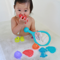 Playgro badspeelgoed Bath Time Activity Gift Pack - 16 stuks-Afbeelding 3