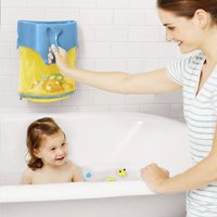 Skip*Hop Opbergnetje Moby Scoop & Splash Bath Top Organizer-Afbeelding 2