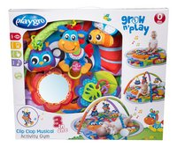 Playgro Speeltapijt Clip Clop Activity Gym with Music-Vooraanzicht
