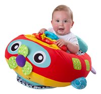 Playgro Activiteitenzitje Music and Lights Comfy Plane-Afbeelding 1