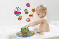 Playgro Badspeelgoed Floaty Boat Bath Puzzle-Afbeelding 2