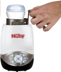 Nûby Flesverwarmer-sterilisator met zuigfles Natural Touch-Afbeelding 2