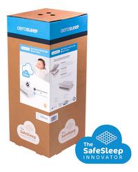 AeroSleep Matelas pour lit de bébé Essential Lg 60 x L 120 cm-Avant
