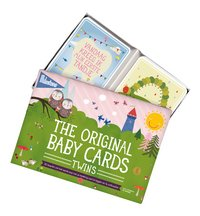 Milestone Baby Cards Twins NL-Détail de l'article