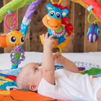 Playgro Speeltapijt Clip Clop Activity Gym with Music-Afbeelding 5