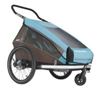 Croozer Regenhoes voor fietskar Kid (Plus) for 2