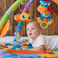 Playgro Speeltapijt Clip Clop Activity Gym with Music-Afbeelding 7