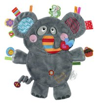 Label-label Doudou Friends éléphant