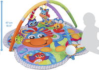 Playgro Speeltapijt Clip Clop Activity Gym with Music-Artikeldetail