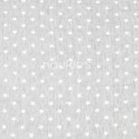 Noukie's Hoeslaken voor bed Poudre d'Étoiles katoen/polyester - 2 stuks-Artikeldetail