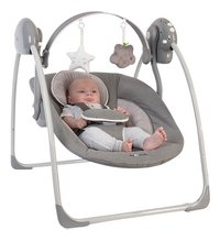 Bo Jungle Babyswing B-Portable Swing grey-Afbeelding 1