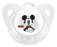 NUK 2 sucettes Mickey Mouse 6 mois et +