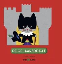 Livre Gelaarsde kat NL