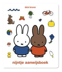 Livre pour bébé Miffy aanwijsboek NL