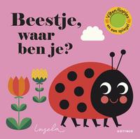 Babyboek Beestje, waar ben je?