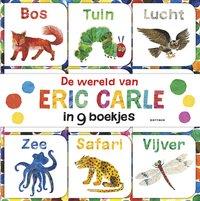 Livre pour bébé De wereld van Eric Carle in 9 boekjes NL